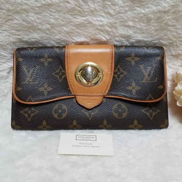6d7990797071 Louis Vuitton Handbags - Louis Vuitton Boetie Wallet Monogram